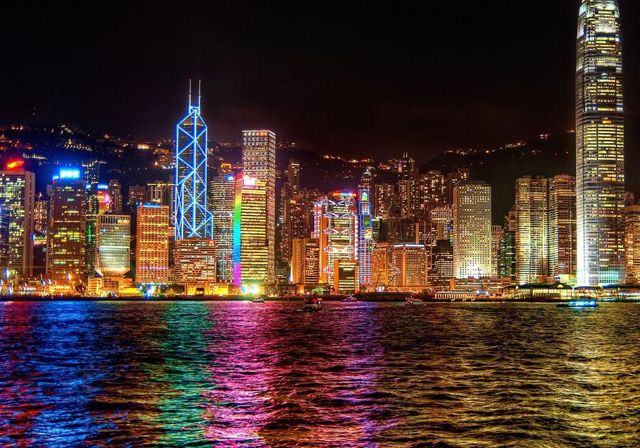 3 días en Hong Kong