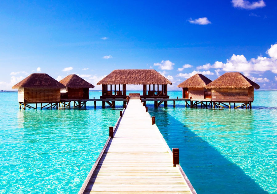 3 días en Maldivas